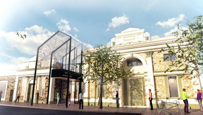 Arts and Cultural Centre Concept