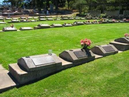 Cemetery Original Lawn