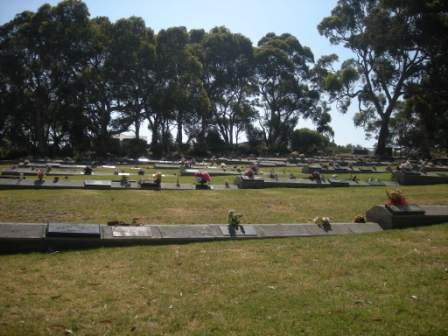 Cemetery Bicentennial Lawn Section