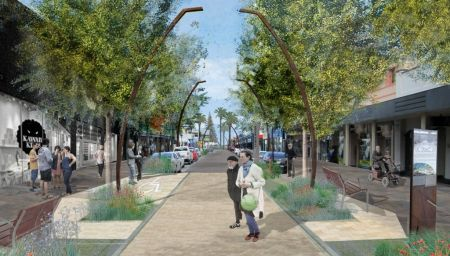 Mainstreet Precinct Concept