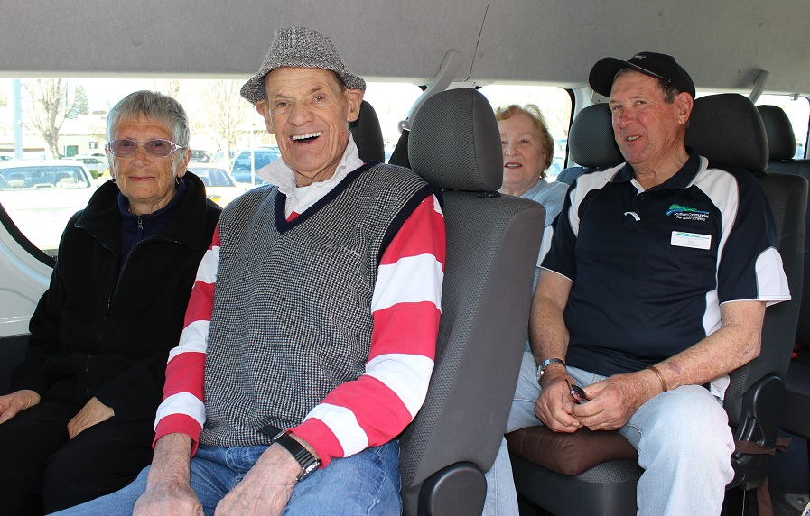 SCOTS Passengers