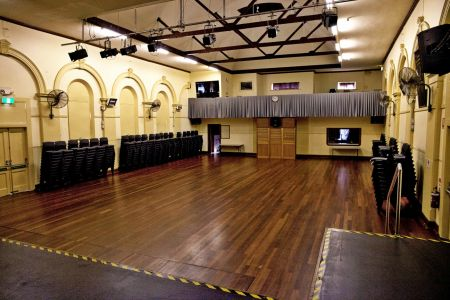 Main floor and balcony area 2
