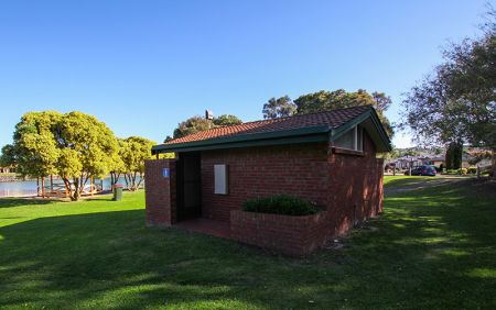 Cliff Thorpe Reserve