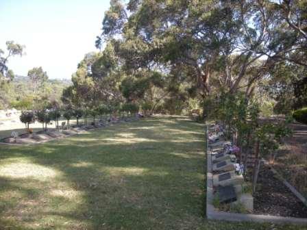 Cemetery Ocean View Lawn