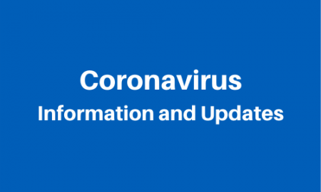 Coronavirus Information and Updates