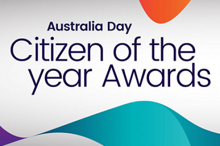 2021 Citizen of the Year Winners