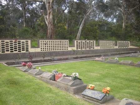 Cemetery Niche Wall