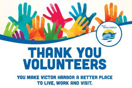 National Volunteer Week - Thankyou