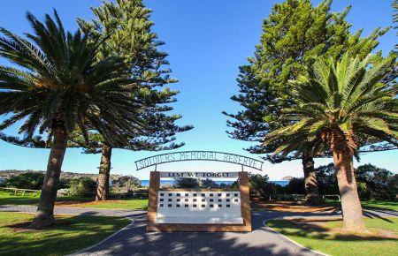 Soldiers Memorial Reserve