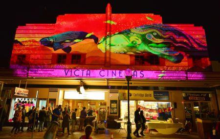 Victa Cinema