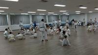 2. Inman Room - Karate Comp 2018